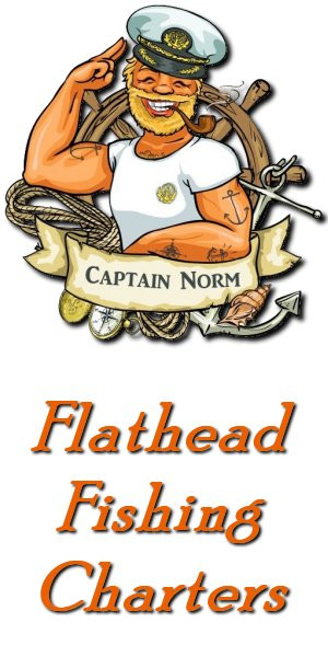 Flathead Lake Fishing Charters